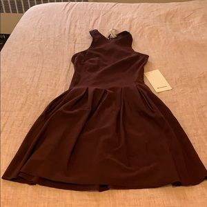 NWT lululemon here to there dress